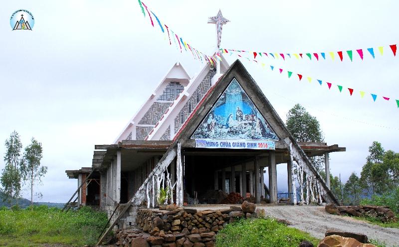 Các nhà thờ trong giáo phận Qui nhơn